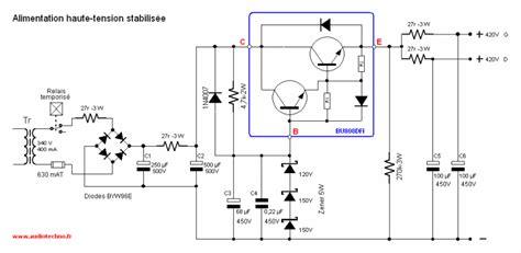 alimentatore pc schema lificateur 224 tube300b single ended