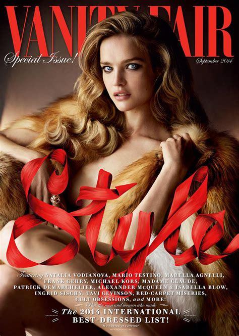 Vanity Fair 2014 by Vodianova For Vanity Fair September 2014