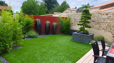 Formidable idee amenagement jardin devant maison #1: Am%C3%A9nagement-paysagiste-Noisy-le-Grand.jpg