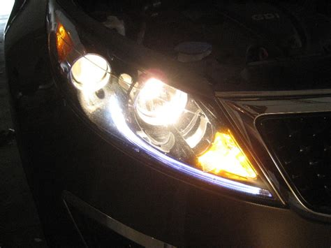kia sportage light replacement kia sportage headlight bulbs replacement guide 039