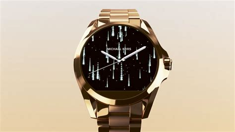 Smartwatch Mk smart michael kors and michael o keefe on