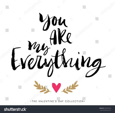 Letter You Are My Everything Cool Stock Photo Getty Images Black Models Picture
