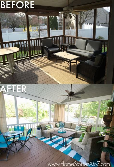 screened porch makeover 25 best ideas about screened porch furniture on pinterest