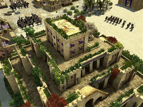 Gardens Of The Ancients by Hanging Gardens Image 0 A D Empires Ascendant Mod Db