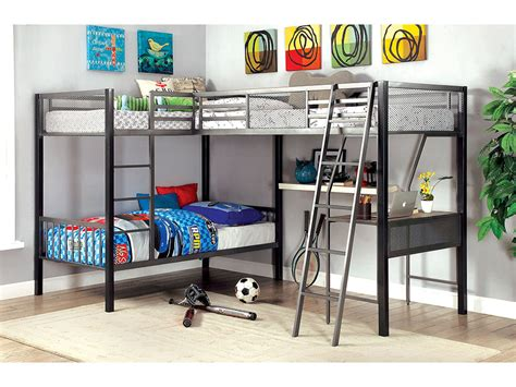 M S Bunk Beds Ballarat L Shaped Bunk Bed Shop For Affordable Home Furniture Decor Outdoors And