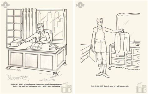 coloring book for executives coloring books were popular and subversive in the