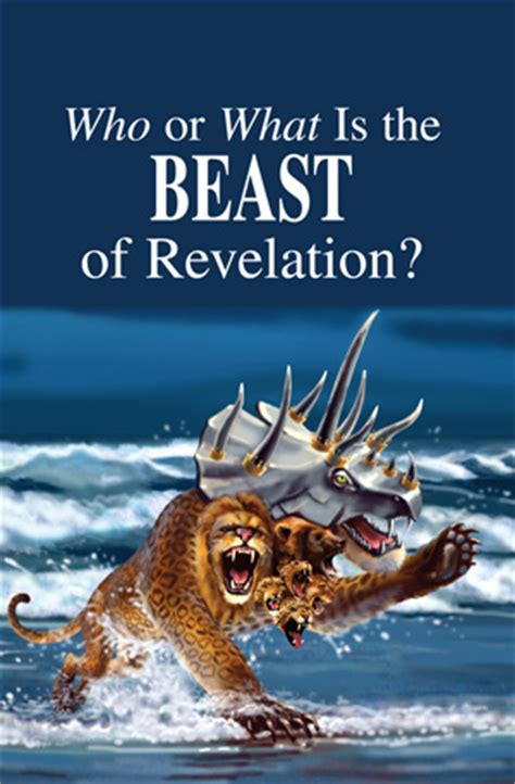 the beast of ten books who or what is the beast of revelation