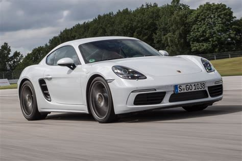 porsche 718 cayman 2016 review by car magazine