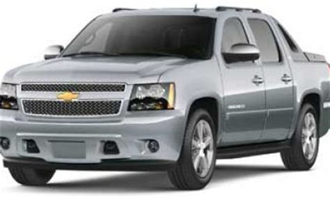 2009 chevrolet avalanche chevy review ratings specs .html