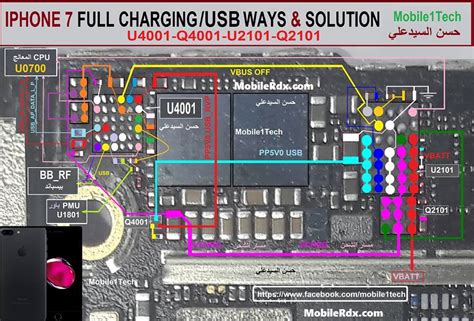 iphone 7 charging problem repair solution charging ways jumper mobilerdx