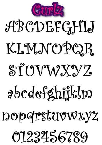 Letter Different Styles best 10 different font styles ideas on