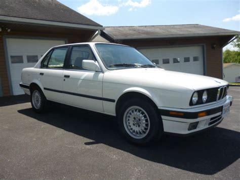 bmw e30 325i 4 door bmw 1991 e30 325i 4 door sedan for sale in broadway