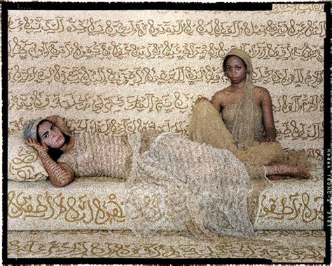 Photographys Orientalism New Essays by Lalla Essaydi Bringing Orientalism Back Lola Who
