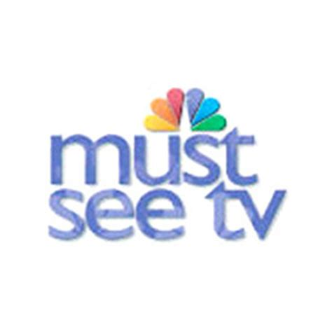 Must Tv Series For Mba by The 10 Most Memorable Shows From Quot Must See Tv Quot Tv