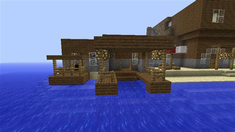 boat dock in minecraft mincecraft manor docks by tae rai on deviantart