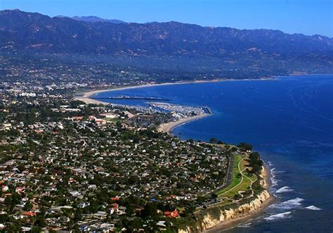 Santa Barbara by Santa Barbara California