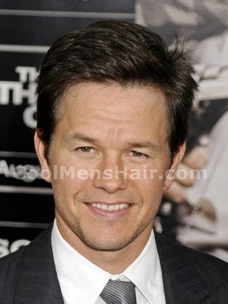 conservative hairstyles for men mark wahlberg short and conservative hairstyles cool mens