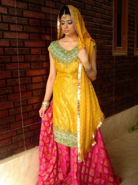 15 best on design images 15 stylish mehndi dresses collection this season
