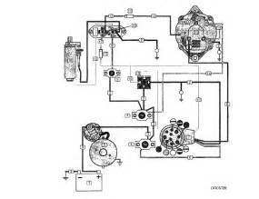 9 best images of volvo penta 5 0 wiring diagram volvo penta alternator wiring diagram volvo