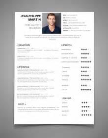 Best Resume Model by Les 50 Meilleurs Exemples De Cv Pour 2016 Stagepfe