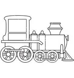 Cartoon Train Vector By ARNICA  Image 1166847 VectorStock sketch template