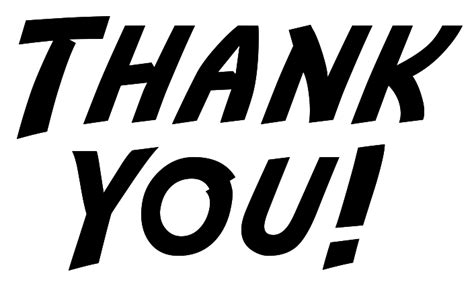 Thank You Letter Sign Thank You Note Excited Signs Symbol Words Thank You Thank You Note Excited Png Html