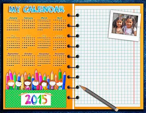 calendario de navidad para el 2015 y photoshop psd y png cuaderno con calendario 2015 calendarios 2018 para