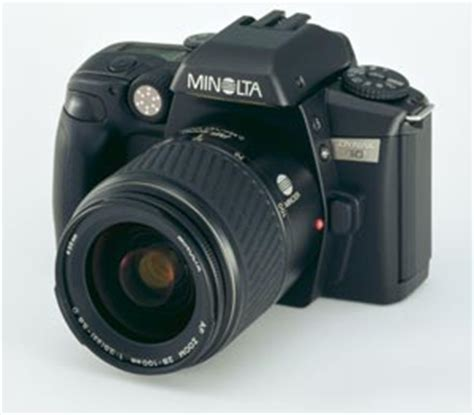 minolta add the dynax 60 to their slr range
