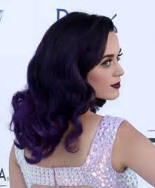 black with purple hair hair trend purple ombre shine fuse