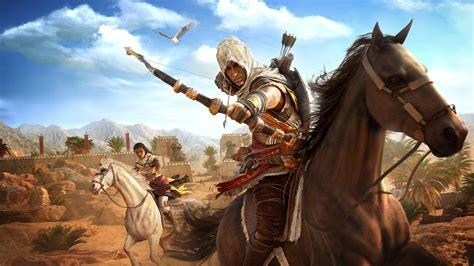 assassins creed origins assassin s creed origins anubis wallpaper wallskid