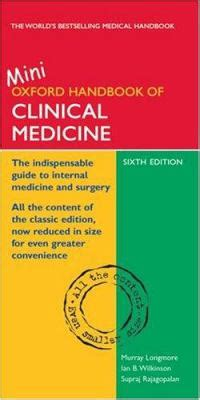 The Oxford Handbook Of Clinical Medicine By Murray