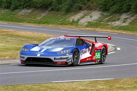 ford gt race car s schedule revealed 2016 daytona 24