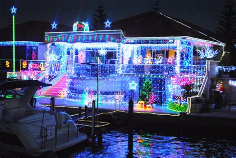christmas lights cruises perth