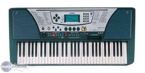 Second Keyboard Yamaha Psr 340 yamaha psr 340 image 806768 audiofanzine