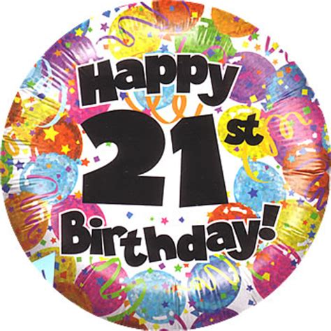 Happy 21st Birthday   Junk Mail Blog