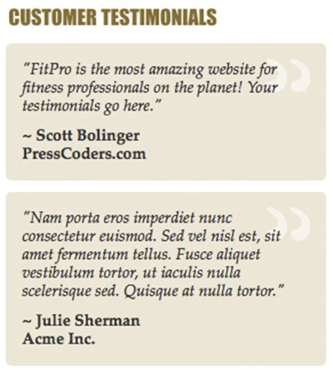 Personal Trainer Testimonial Template Gallery Template Design Ideas Personal Trainer Testimonial Template