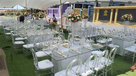 limpopo wedding decor event services and venue hire