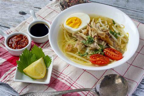 resep soto ayam kampung masak  hari