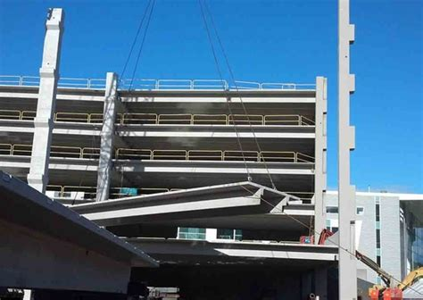 Uconn Parking Garage by Blakeslee Projects