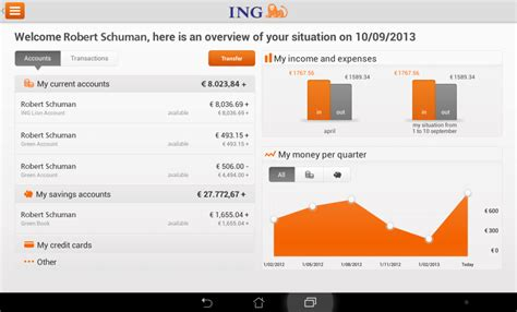 Ing Smart ing smart banking for tablet apk for android