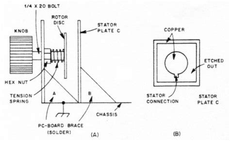 variable air dielectric capacitor construction air capacitor construction 28 images variable capacitors in rf circuits variable capacitors