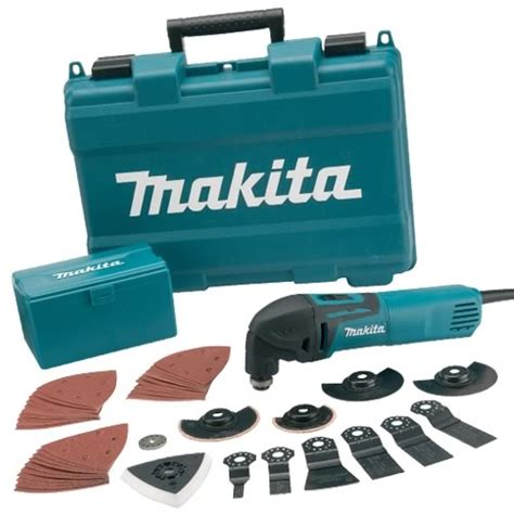 Multi Cutter Makita makita tm3000cx3 makita multi cutter with 42 accessories