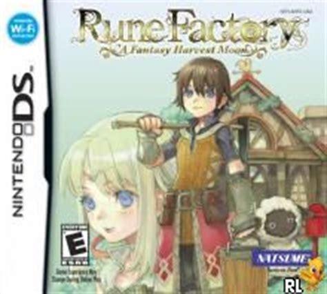 emuparadise rune factory rune factory a fantasy harvest moon u xenophobia rom