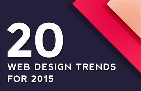 graphic design layout trends 2015 web design trends 2015 unmatched style
