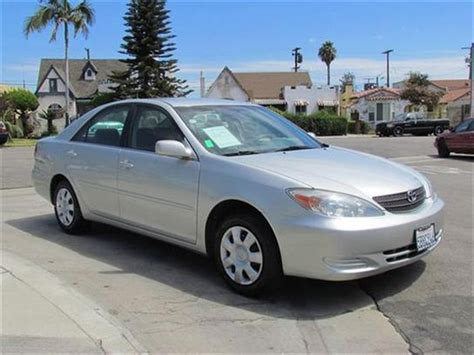 Toyota Camry Used Cars For Sale By Owner Toyota Camry 2003 For Sale By Owner In Tx 73301