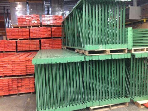 Used Pallet Racking by Used Warehouse Racking Used Teardrop Pallet Rack Used