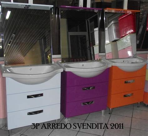 mobili economici napoli mobile bagno moderno laccato 3p arredo saldi a stazione