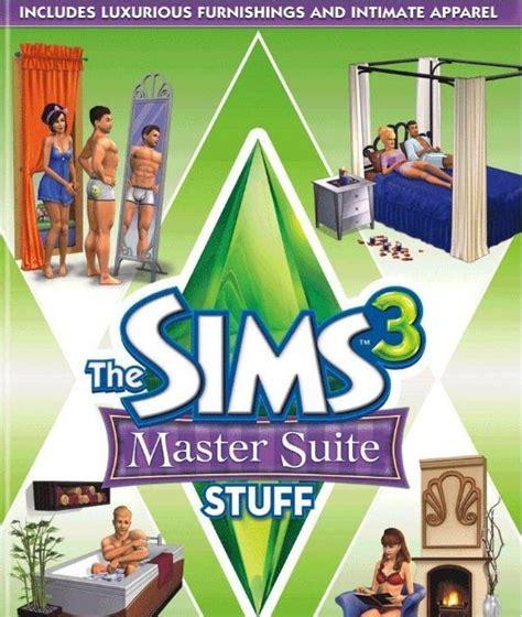 Pc Original The Sims 3 Master Suite Stuff Dlc Cd Key Origin The Sims 3 Master Suite Stuff Dlc Anaqin S