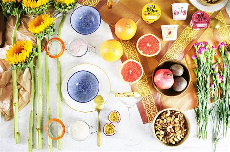 how to design a modern autumn brunch beautiful tablescape