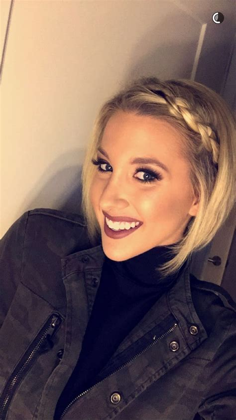 savannah chrisley     pinterest style short hairstyles  hair